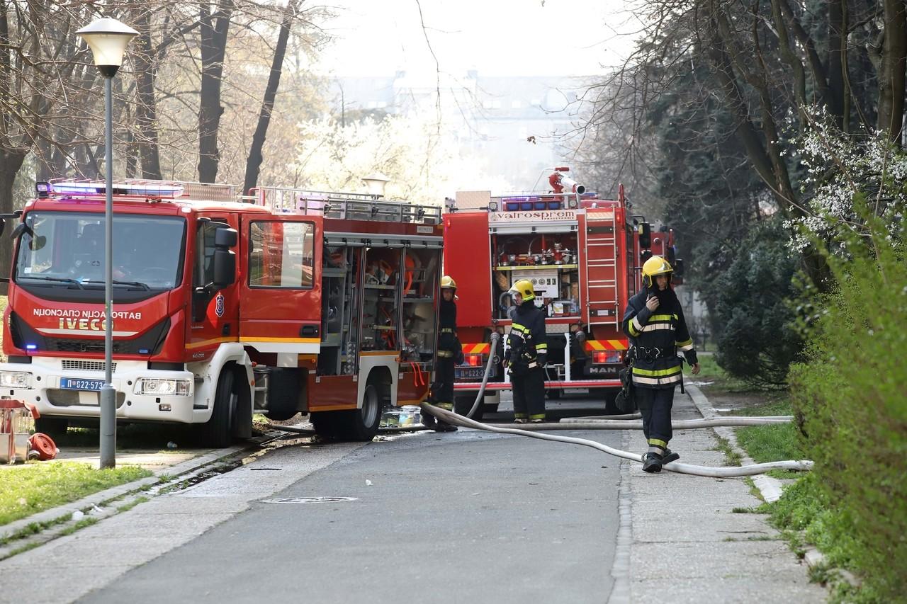 IZGOREO deo bolnice u Vranju: Požar buknuo u laboratoriji, za problem krive stare instalacije