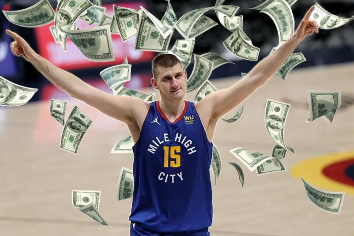 SAD SVI HOĆE SA NJIM NA BASKET: 10 godina od čuvenog statusa Nikola Jokić je postao simbol košarke i MVP NBA VIDEO