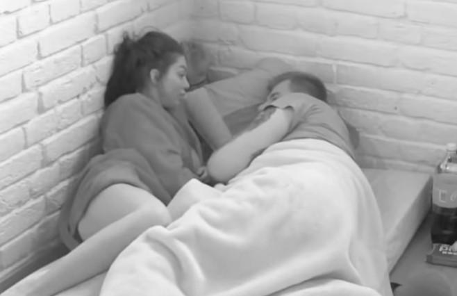 Palo POMIRENJE? Maja i Janjuš posle burne noći završili zajedno u KREVETU! (VIDEO)
