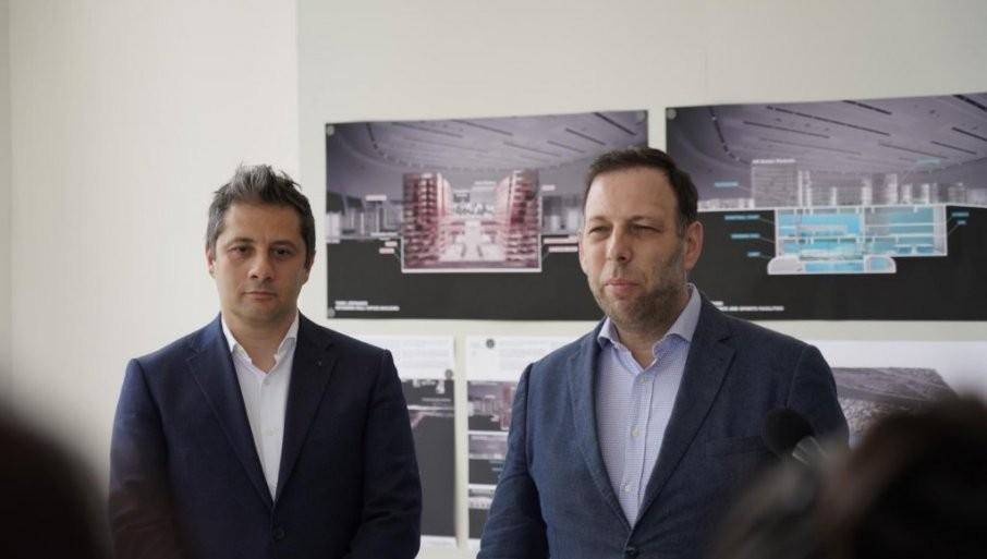 """""""GRAD BUDUĆNOSTI"""" RASTE POD ZEMLJOM: Pogledajte kako izgleda projekat koji će da predstavlja Srbiju na Bijenalu arhitekture u Seulu (FOTO)"""