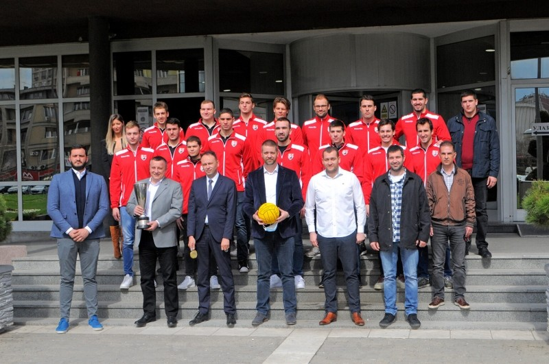 Vaterpolisti Radničkog Kragujevac postavili u šampionski vrh