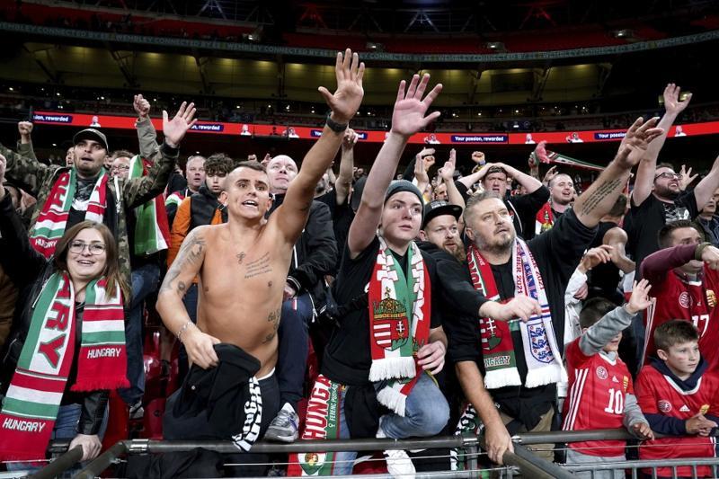 Mađarskim navijačima dve godine zabrane ulaska na stadione