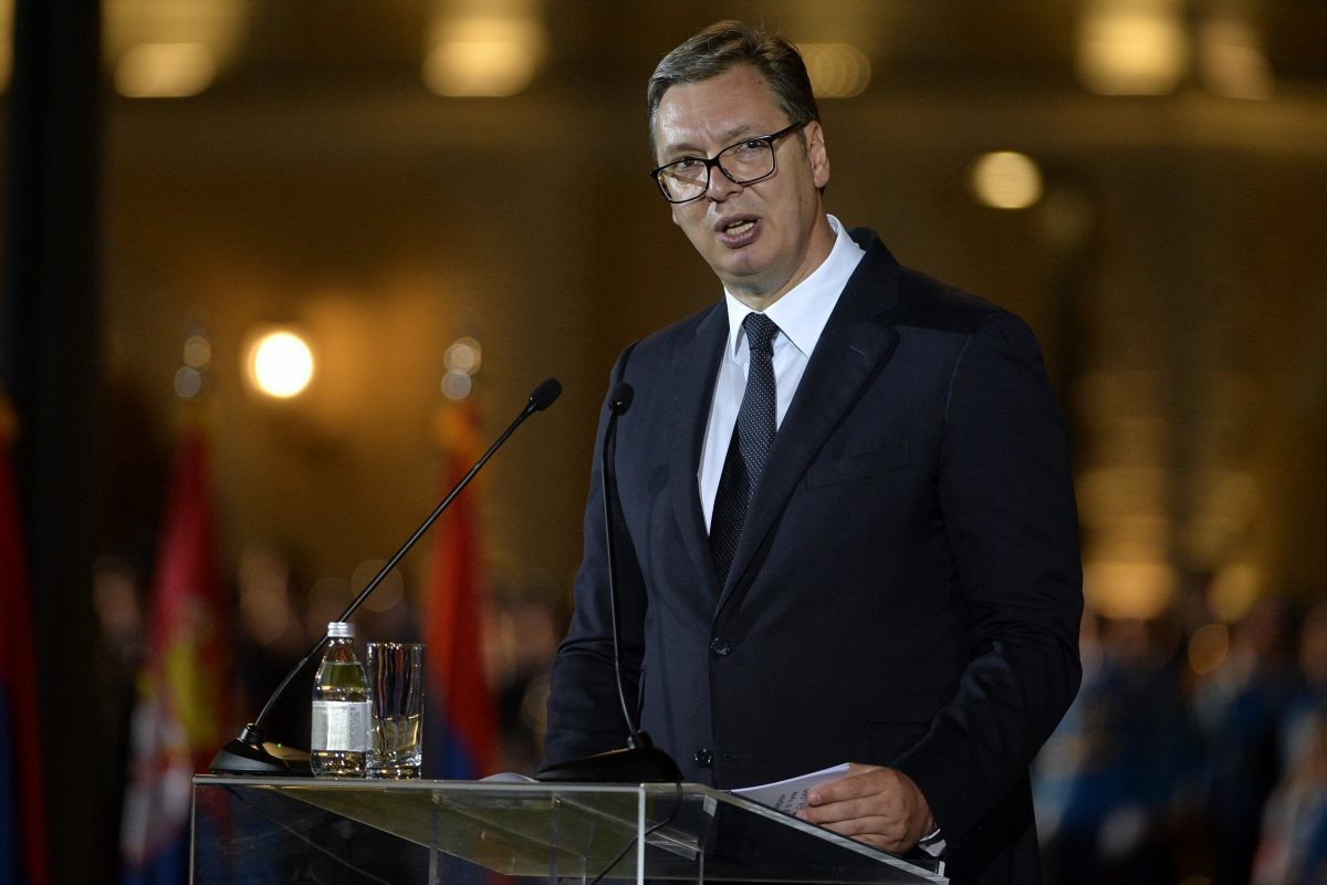 Vucic: Our oath is to protect Serbs everywhere; Dodik: Our country is Serbia