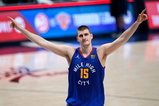 Well done, Nikola! Americans bow to Jokic, the Serbian is the world's strongest league's the MVP!