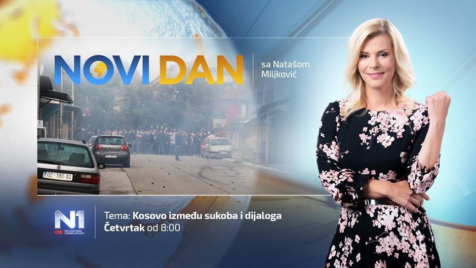 Novi dan: Kosovo između sukoba i dijaloga