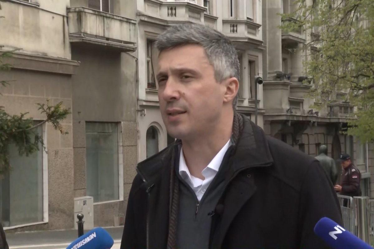 Obradović: Na izborima ne može da pobedi neko poput Marinike Tepić