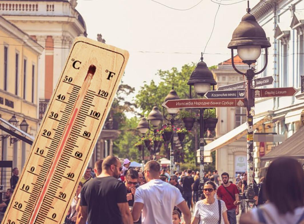 Tropske vrućine ne posustaju: I danas do 40 stepeni u Srbiji, ređaju se UPOZORENJA METEOROLOGA
