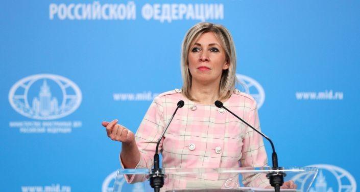 """Захарова: Позабавићемо се блокирањем """"руских"""" налога на Твитеру"""