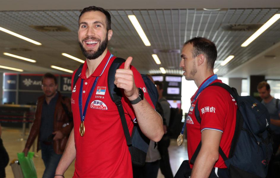 Petrić: Ne želimo da se zaustavimo u polufinalu
