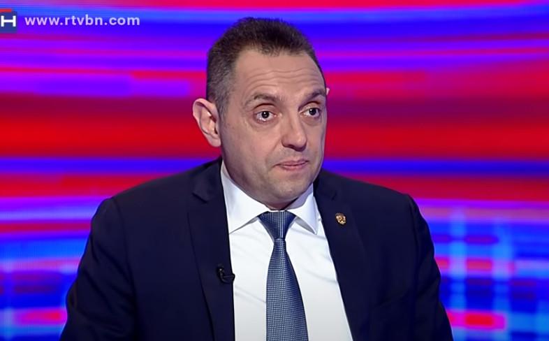 """""""Vulin kandidat za predsednika Srbije ako se Vučić ne kandiduje"""""""