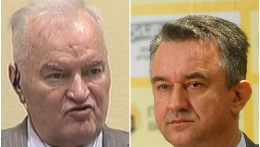 """RATKO SE OSEĆA KAO POBEDNIK: Darko Mladić za """"Novosti"""" otkrio šta mu je otac rekao nakon suđenja"""