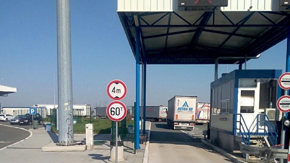 JPPS: Najduže zadržavanje vozila na graničnim prelazima Kelebija, Batrovci i Šid