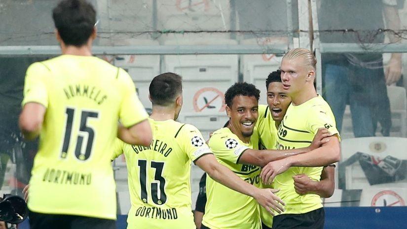 Haland 100 golova na poslednjih 96 utakmica, Dortmund lagano kroz Istanbul (VIDEO)