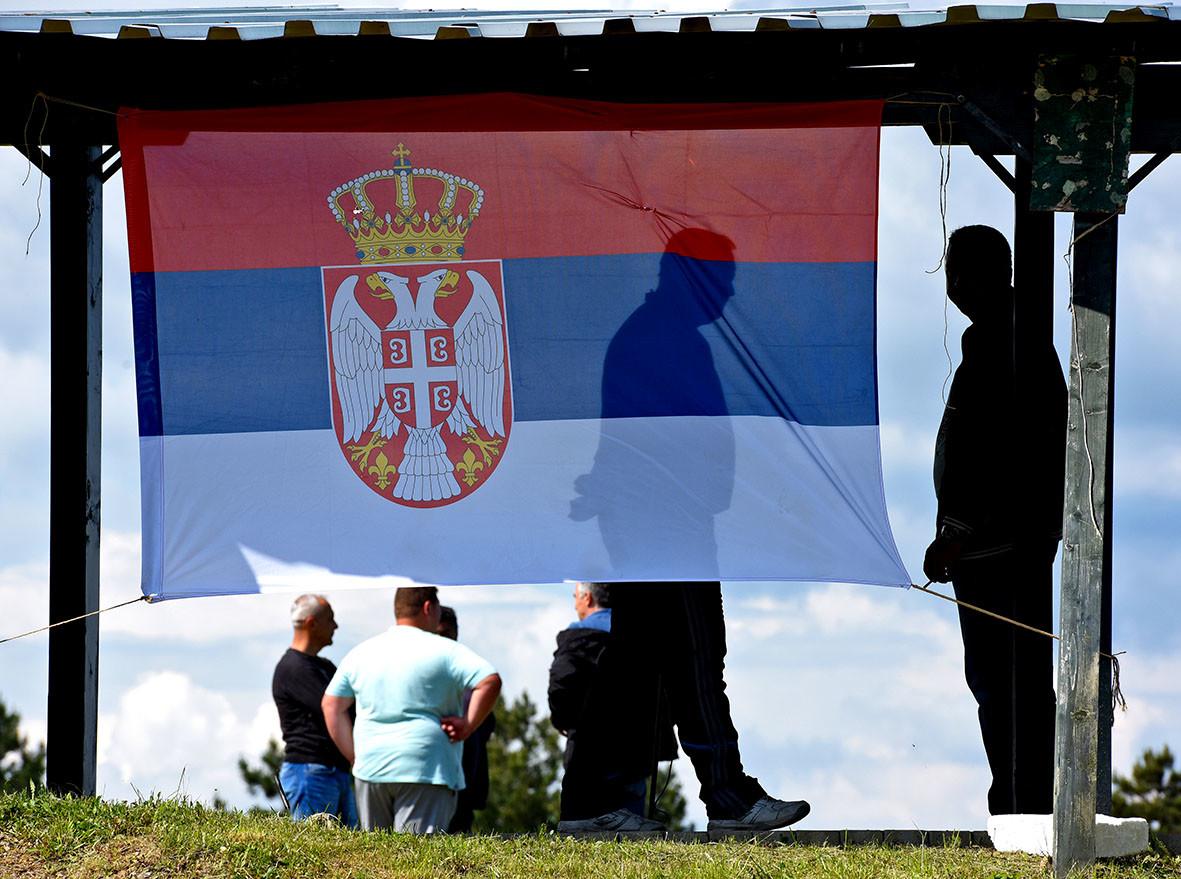 Građani u anketi Glasa Šumadije odgovarali da se obeležava proboj Solunskog fronta, ali nisu isticali zastavu