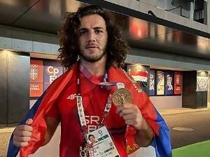 Датунашвили светски шампион, Србији јубиларна 100. медаља