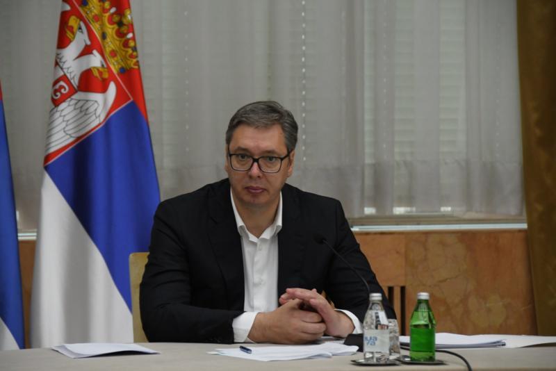 """Vučić i Blinken razmenili čestitke: """"Diplomatski odnosi Srbije i SAD traju od pre 140 godina"""""""