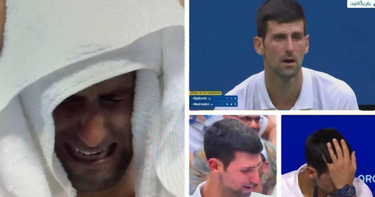Kako nas je Novak naučio da su muške suze okej
