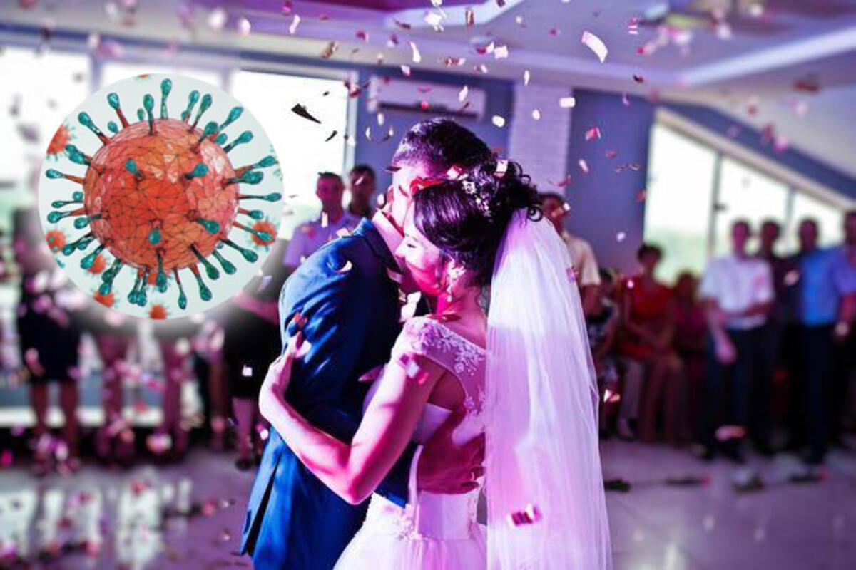 KORONA BOMBA! FATALNE POSLEDICE NEODGOVORNOSTI: Posle svadbe čak 100 ljudi završilo u kovid ambulanti!