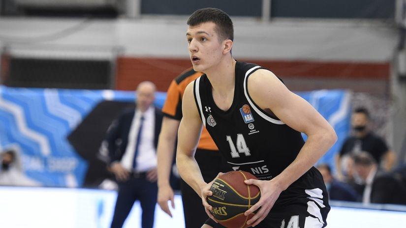Đorđije Jovanović može da potpiše profesionalni ugovor