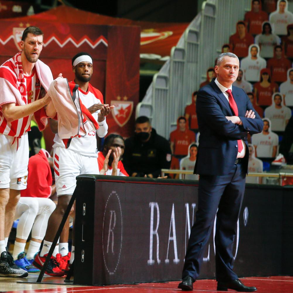 Domaća ekipa  u vođstvu, Žalgiris- Crvena zvezda!