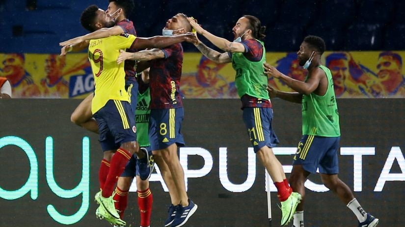 Put od raja do pakla za Gaučose: Argentina ispustila 2:0 u Barankilji, Migel Borha u 90+4 za zlata vredan bod Kolumbije (VIDEO)