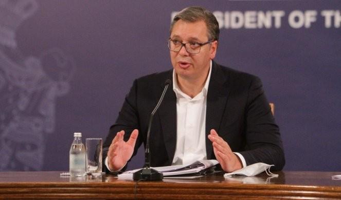 Vučić danas prisustvuje na promociji polaznika osnovne policijske obuke