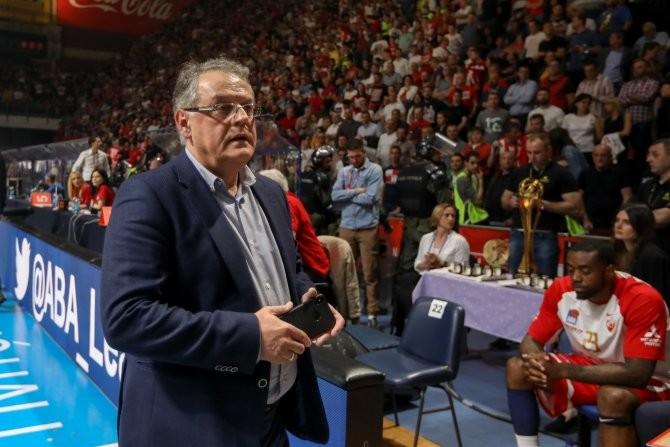 """""""Zvezda ne napada samo ABA već i sam vrh Evrolige"""": Čović najavljuje fajnal for"""