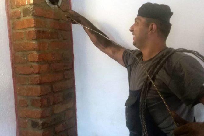 """Priča o Bošku (36), poslednjem odžačaru iz Šapca: """"Radim pošteno, i kako najbolje umem"""""""
