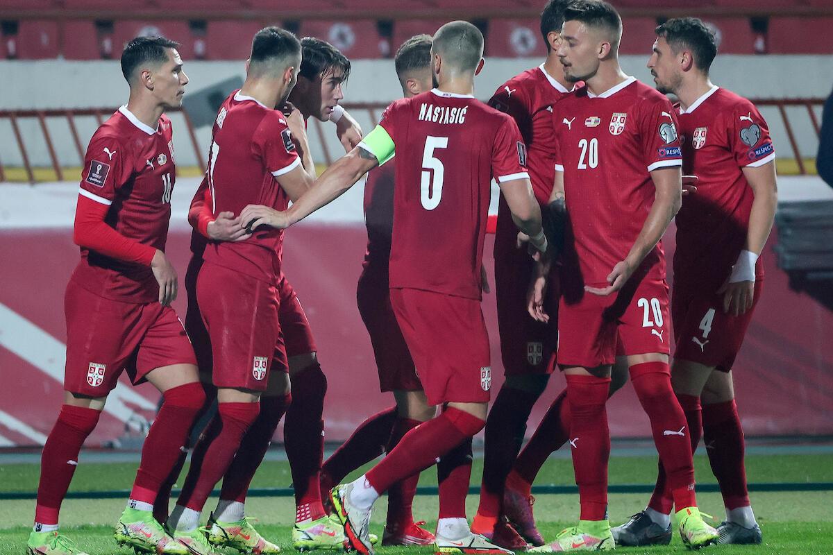 UŽIVO, VIDEO: SRBIJA-AZERBEJDŽAN(1:0), Orlovi vode sa penala, Vlahović! Srbija juri drugi gol!