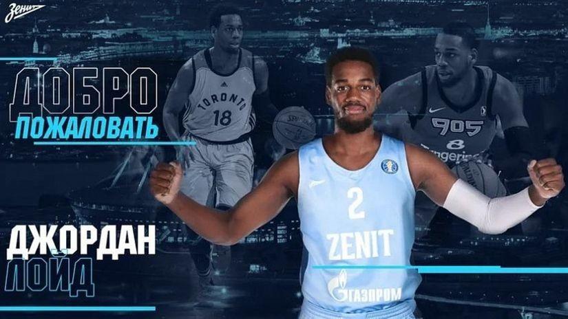 Zvanično: Jutro posle osvojene titule, Lojd potpisao na dve godine sa Zenitom