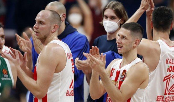 CSKA JE NAJBOLJI U EVROPI! Davidovac i Ivanović pričali o povredama uoči meča u Moskvi
