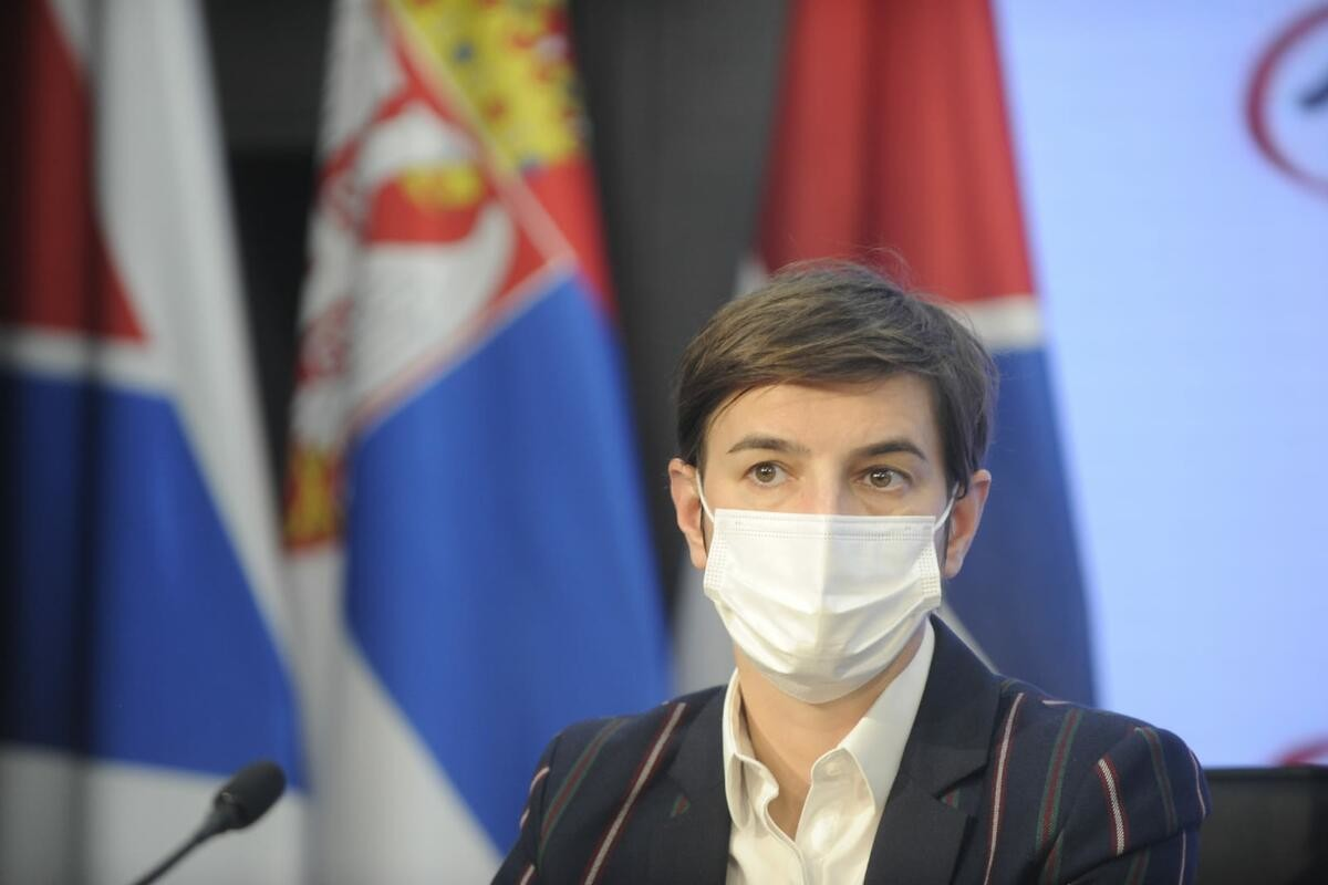 PREMIJERKA BRNABIĆ O PRESUDI MLADIĆU: Haški tribunal još više udaljio verske zajednice i narode u regionu!