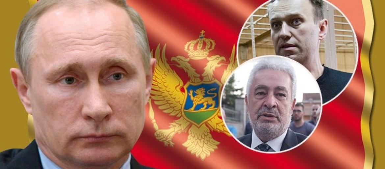 CRNOGORCI UVELI SANKCIJE PUTINU! Krivokapić već pobrao pohvale iz EU: Rusija mora biti kažnjena zbog Navaljnog