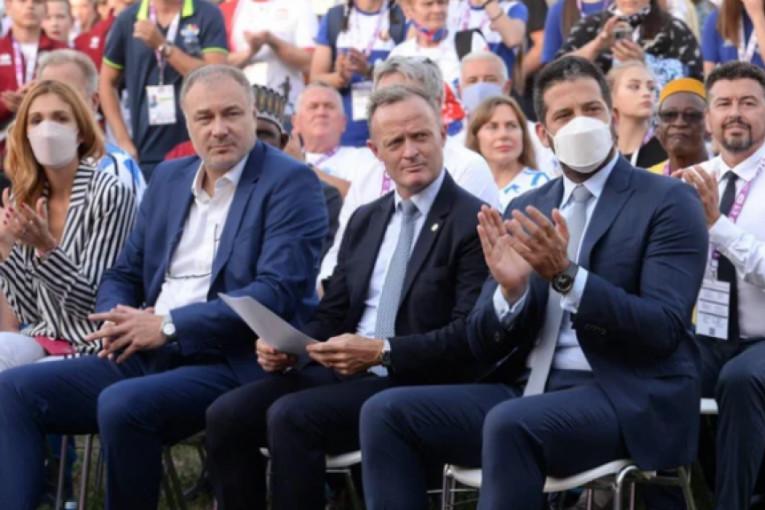SRBIJA DOMAĆIN ŠKOLARIJADE: Ministar Vanja Udovičić - pripala nam je velika čast i odgovornost...