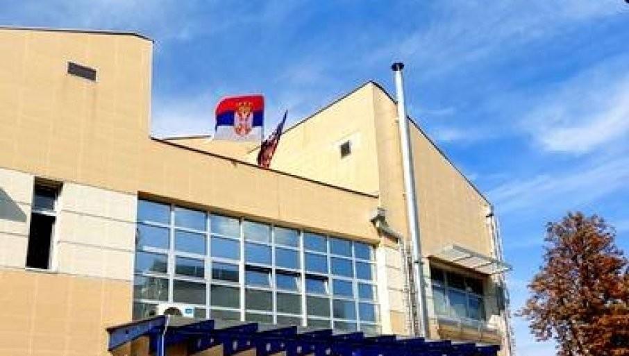 ZASTAVE I NA USTANOVA SOCIJALNE ZAŠTITE: Trobojka na beogradskim prihvatilištima i centrima