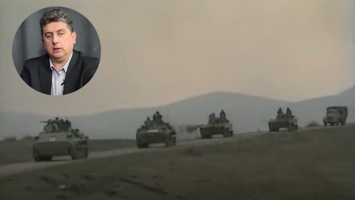 Vučićev analitičar i član Upravnog odbora RTS priziva rat na Kosovu