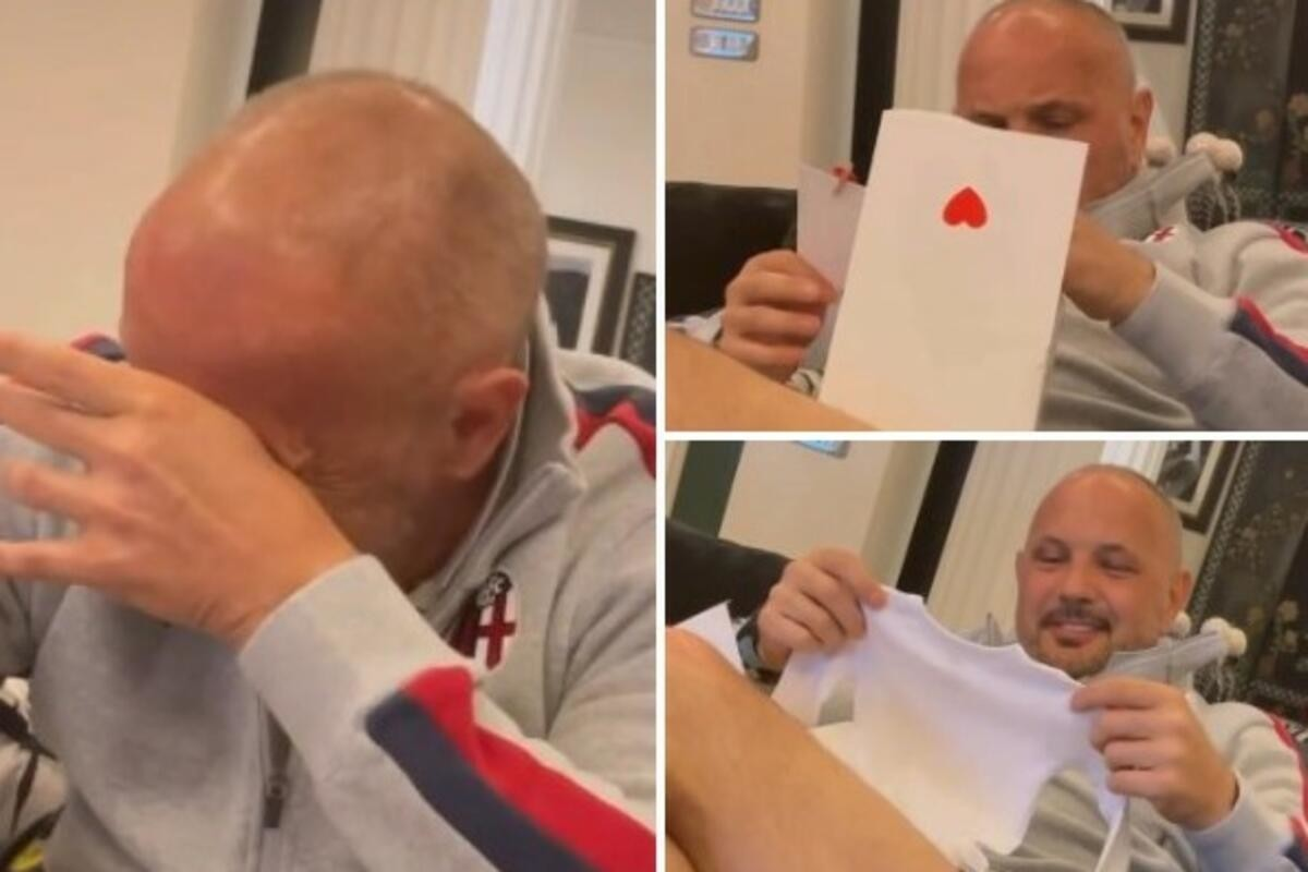 SINIŠA MIHAJLOVIĆ POSTAJE DEDA: Ćerka Virdžinija i njen dečko fudbaler čekaju prvo dete! OVAKO JE SAOPŠTILA RADOSNE VESTI (VIDEO)