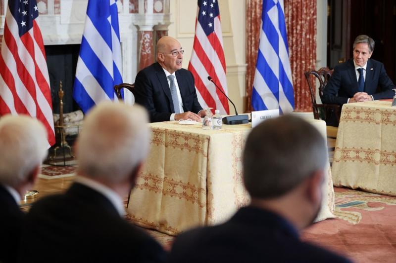 Grčka i SAD proširuju saradnju na polju bezbednosti