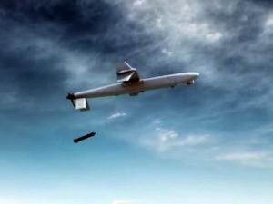 Гавран - дрон убица, уништава све врсте циљева на земљи