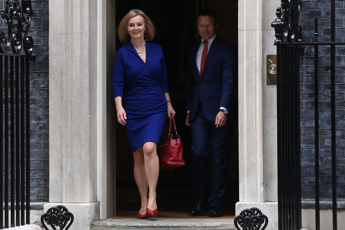 Liz Tras imenovana za novu šeficu diplomatije Velike Britanije