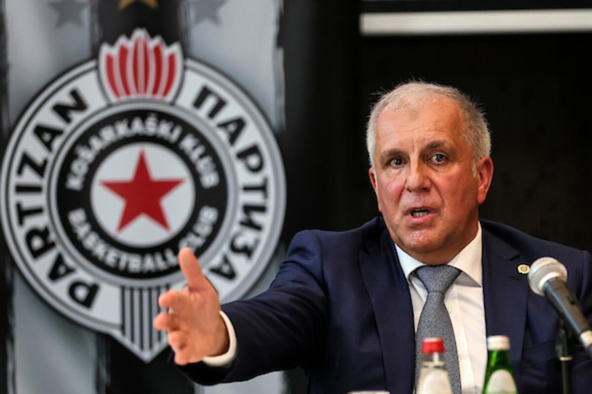 ŽELJKO NACILJAO NAJBOLJEG PLEJA: Član idealne petorke Evrolige stiže u Partizan!?