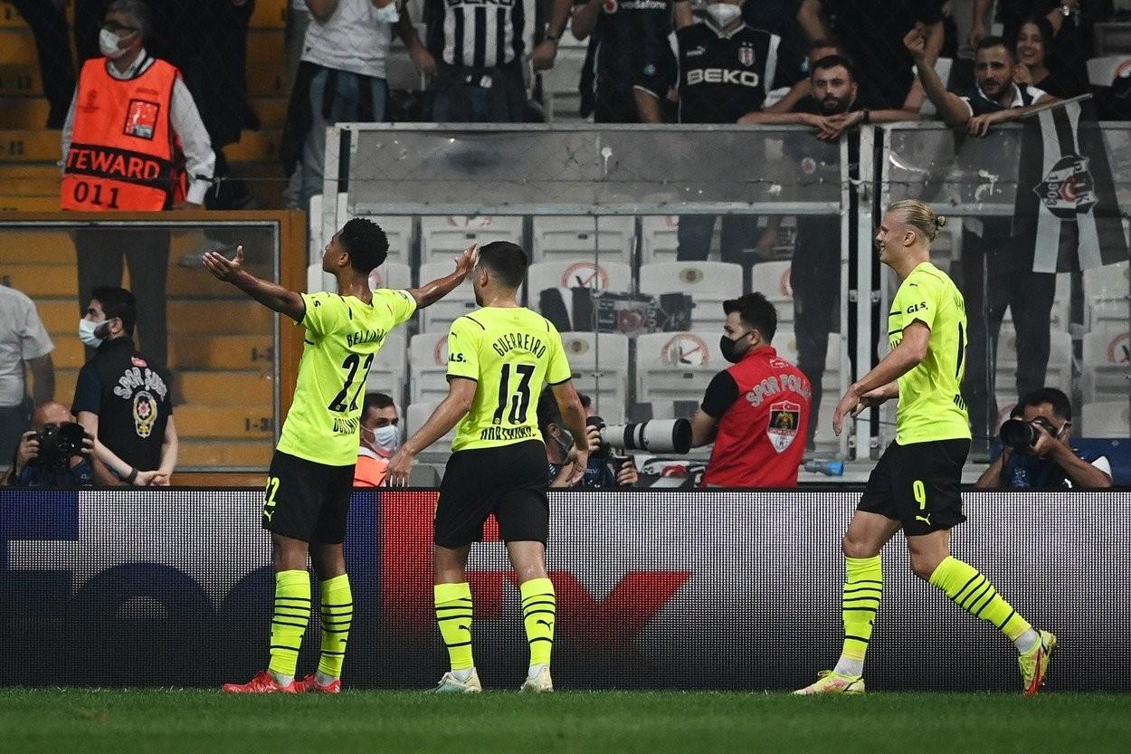 Pao rekord Lige šampiona: Dortmundov klinac prestigao Mbapea, Haland nastavlja da rešeta (VIDEO)
