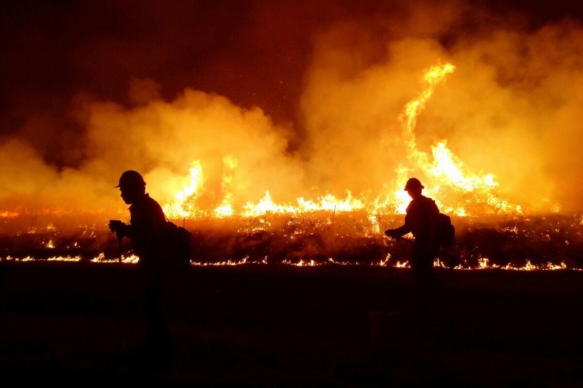 VATRA OBUSTAVILA LETOVE: U Rusiji divljaju šumski požari