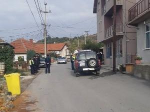 Сузавац, шок бомбе и сирене у северном делу Митровице, акција полиције и протест грађана