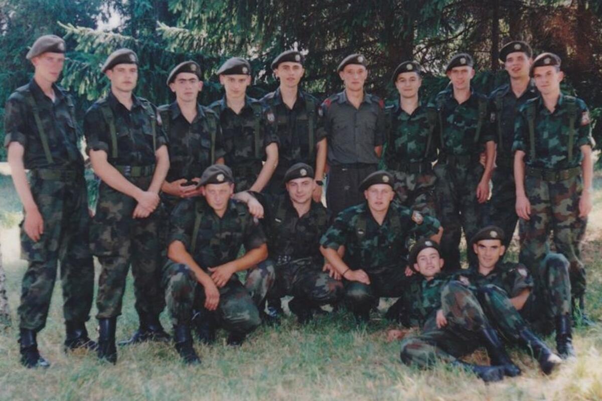 OVO JE SLIKA NAJSTRADALNIJE ČETE NA KOŠARAMA: 4 vojnika poginula, 2 ranjena, a samo 4 dočekala Kumanovski sporazum