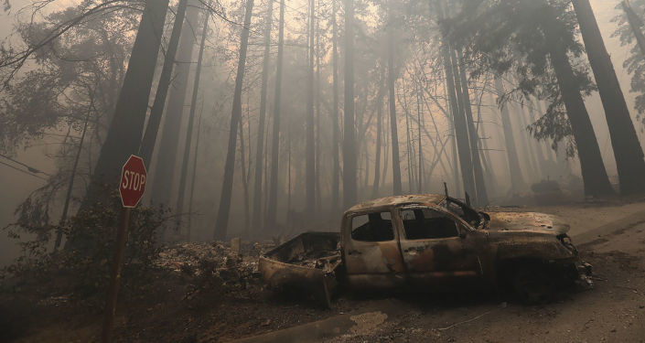 Српски научници утврдили узроке калифорнијских пожара
