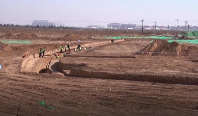 KOPALI METRO PA PRONAŠLI NEŠTO NEVEROVATNO! U blizini čuvenih ratnika od terakote pronađeno 3.500 grobnica! /VIDEO/