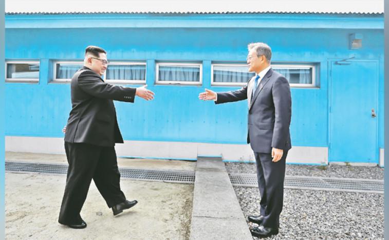 Поверљива преписка Пјонгјанга и Сеула