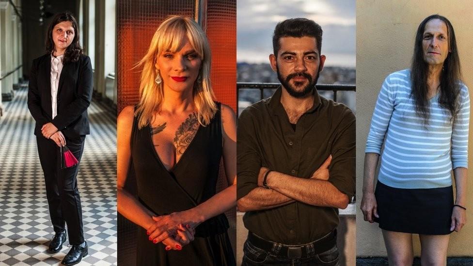 LGBT i Balkan: Foto monografija Trans Balkan – 105 portreta, ljudskih priča i sudbina trans osoba