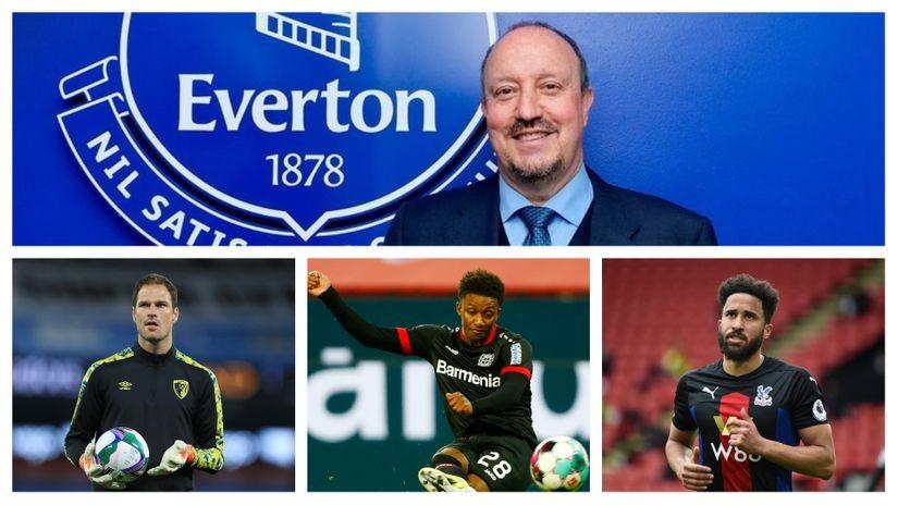 Benitez završava prva pojačanja na Gudisonu: Dva krila i golman za 1.750.000 evra